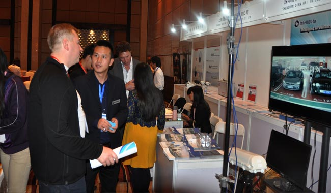 International Buyers visit the 2014 Show